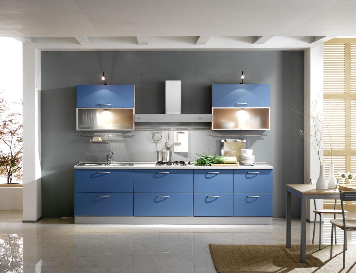 La cucina da mt parte da euro 1490 compresi gli for La mu arredamenti